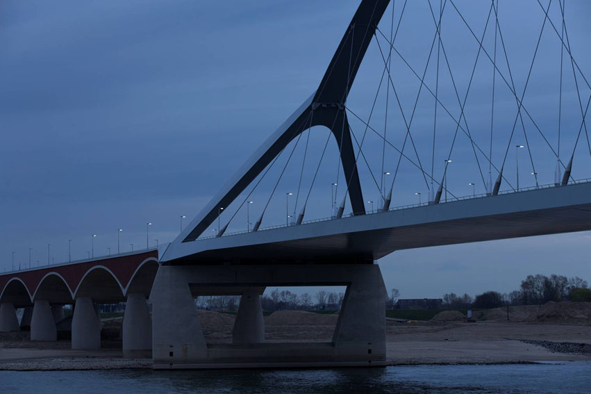 Lights Crossing, een brug als monument