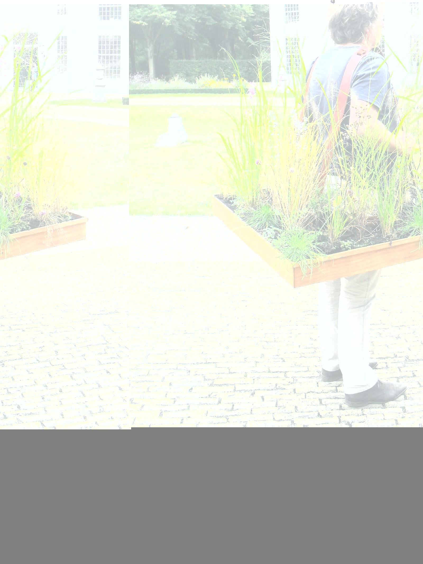 Uitwerktuin: werkplaats voor mogelijke tuinen in het Amstelpark te Amsterdam