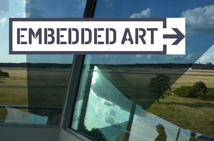 Embedded Art, een kunstroute op Park Vliegbasis Soesterberg