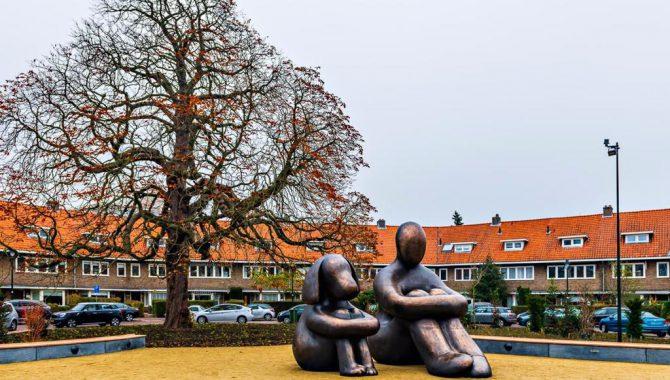 Kunst beeldbepalend voor vernieuwd centrum Zeist