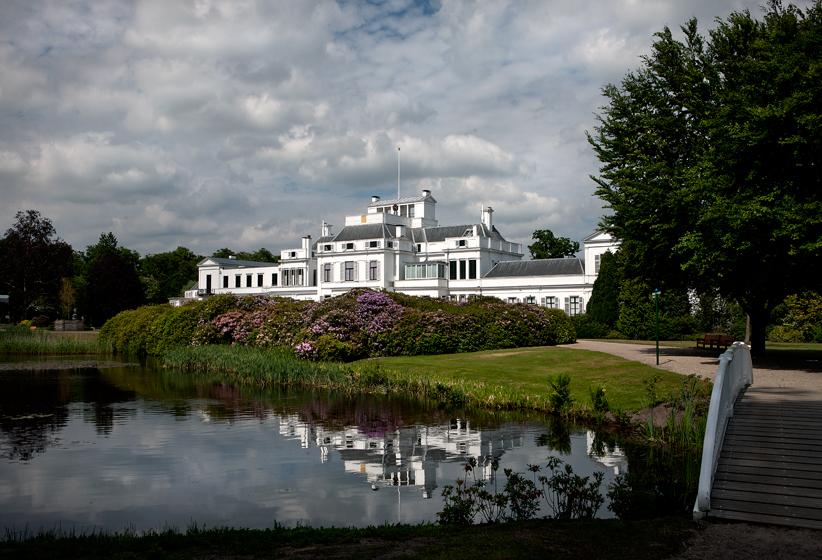 Tuin Paleis Soestdijk : Palace in wonderland. een verrassende wandeling door de tuin van