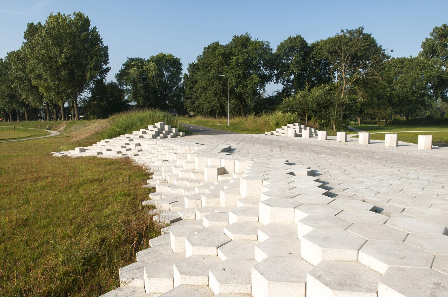 Nederland, Hardenberg, 26-8-2016VechtparkFoto: Ton van Vliet/Terborg