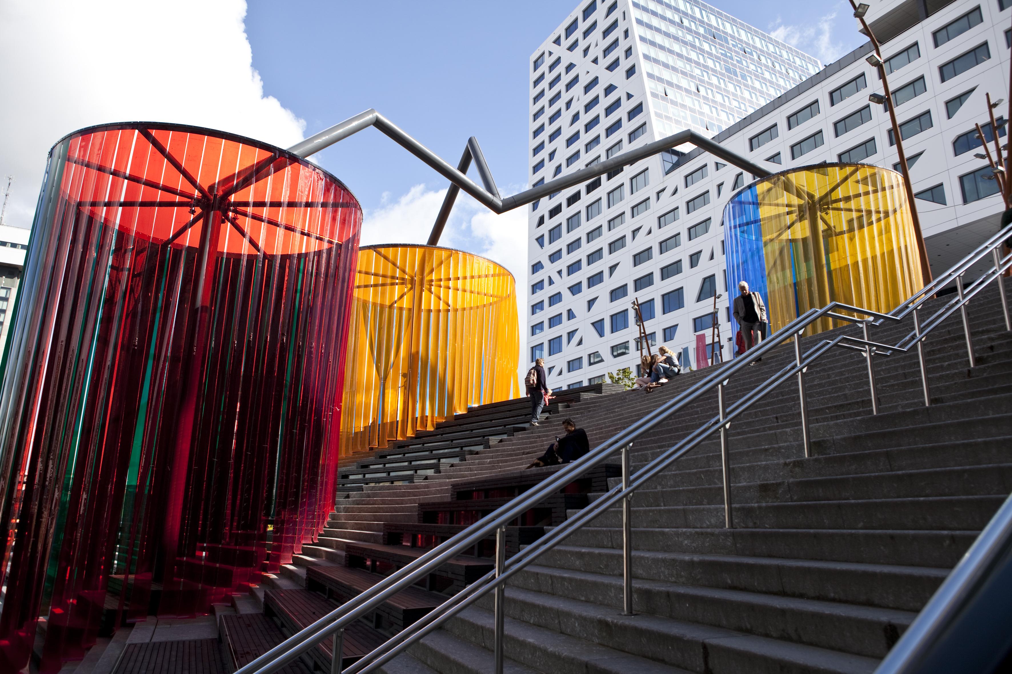 Gemeente Utrecht: bijzondere opdrachtgever van publieke beeldende kunst